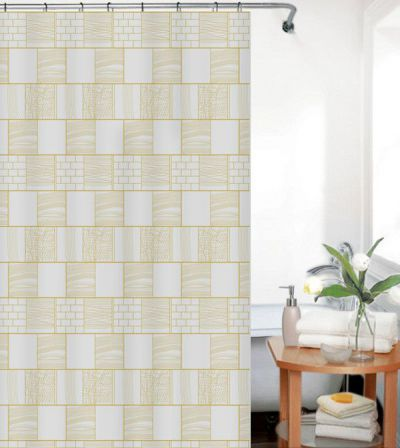 Plastic shower curtain-Xinle Huabao plastic Products Co.,Ltd.