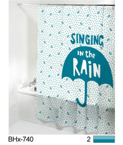 Shower Curtain Designs Xinle Huabao Plastic Products CoLtd